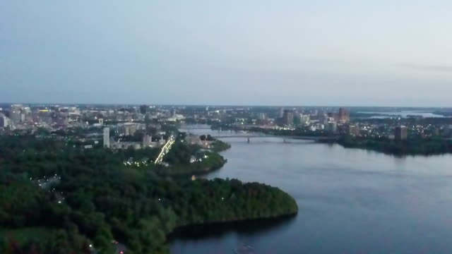 ottawa river - rideau canal stock videos & royalty-free footage