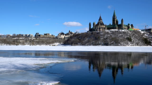Ottawa's spring is coming.