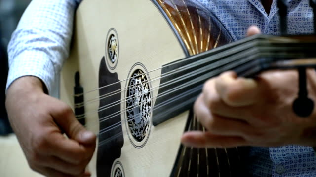 oud close-up - music stock videos & royalty-free footage