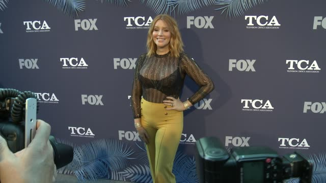 Our Lady J at the FOX Summer TCA 2018 AllStar Party at Soho House on August 02 2018 in West Hollywood California