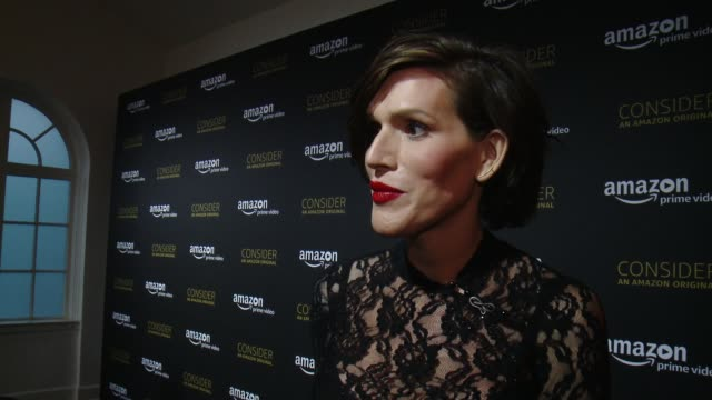 interview our lady j on how it feels to share tonight with the fans the importance of this show in our political climate and what fans can expect... - season 4 stock videos and b-roll footage