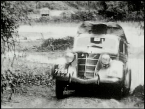 our neighbors down the road: by the pan american highway through south america - 16 of 39 - pan american highway stock videos & royalty-free footage