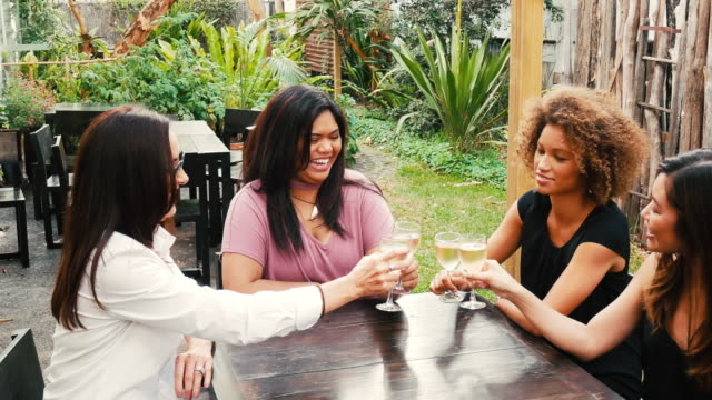 vidéos et rushes de meilleur ami est fête et boire du vin - habitant des îles du pacifique