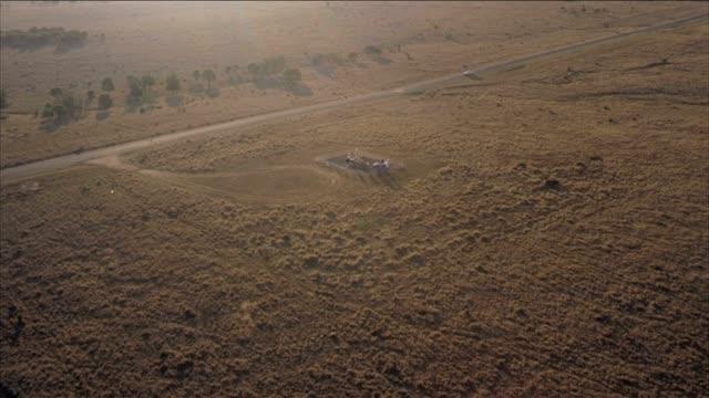 Outback Farm - Aerial