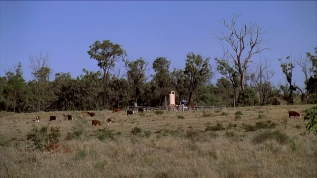 Outback Farm - Natural Gas well
