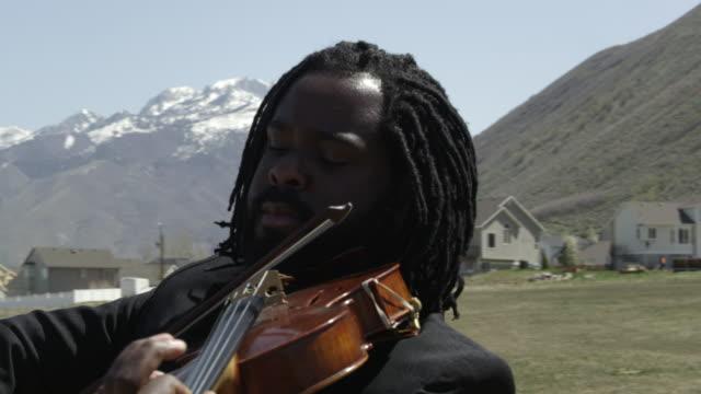 Outdoor Orchestra - Violin