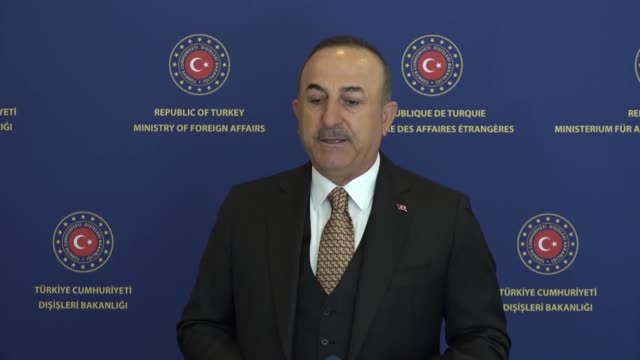 over 3,600 turkish citizens in nine countries turkey has banned entry from will be brought home via charter flights, the foreign minister announced... - istanbul province stock videos & royalty-free footage