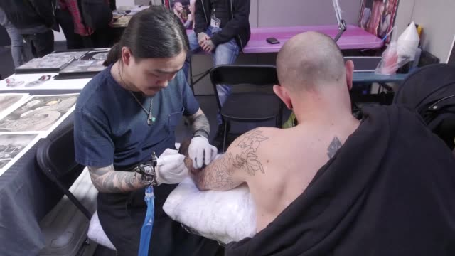 Over 400 prominent tattoo artists and thousands of ink enthusiasts descend on the London Tattoo Convention to mingle with likeminded folk and add to...
