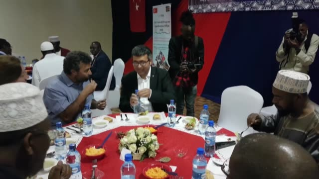 Over 500 Muslims and Christians on Saturday attended an iftar dinner organized by Turkish Cooperation and Coordination Agency at the Rahma Mosque in...