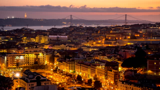 d2n t/l over lisboa, portugal - lisbon stock videos and b-roll footage