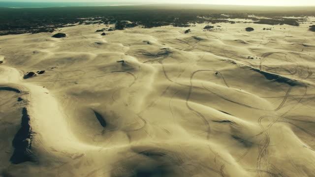 over the namibian desert - namibian desert stock videos and b-roll footage