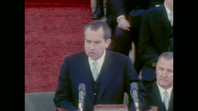 "vidéos et rushes de ""over the past 20 years, since i first came to this capital as a freshman congressman, i have visited most of the nations of the world. i have come... - richard nixon"