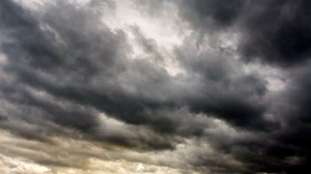 TIME LAPSE: Overcast Sky