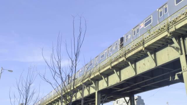 Overhead Subway