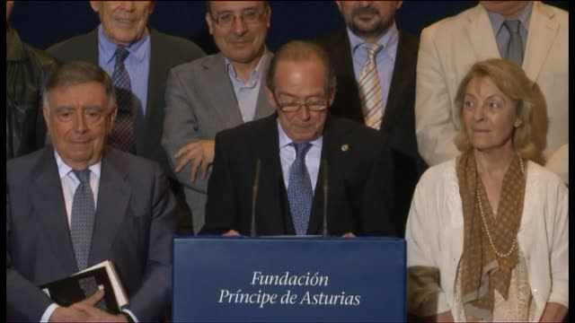 oviedo , june 6 .- u.s. author philip roth was named on wednesday winner of the prestigious prince of asturias award for literature. the winner of... - literature stock videos & royalty-free footage