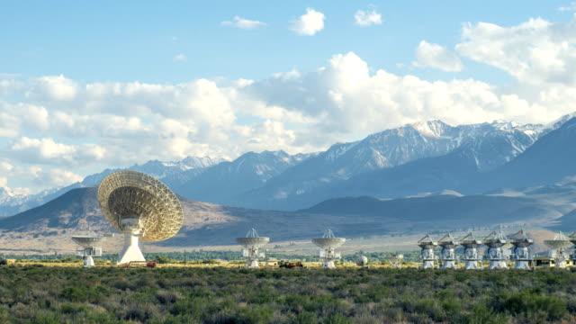 カリフォルニア州、時間の経過で owens 天文台 - 天体望遠鏡点の映像素材/bロール