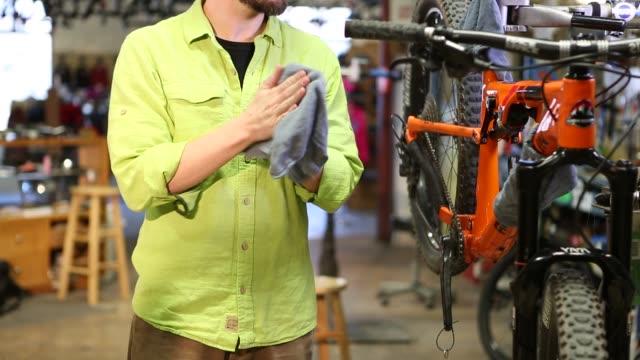 owner of bike shop