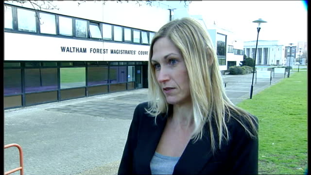 owners of cafe in leyton high road taken to court over cockroach infestation waltham forest magistrates court ext pip broad interview sot - infestation stock videos & royalty-free footage