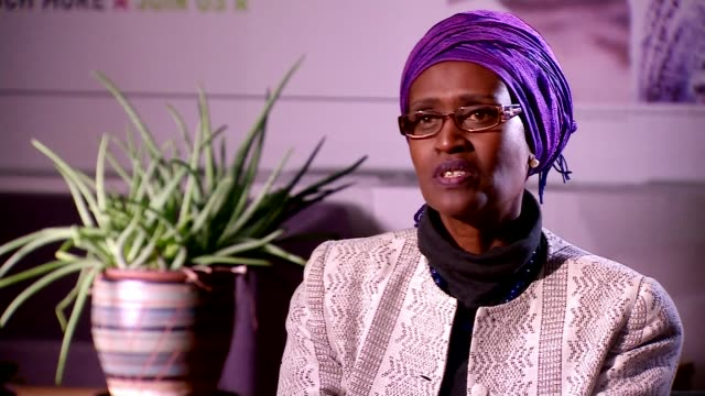 Oxfam agrees to not bid for more public money until changes are made ENGLAND Oxfordshire Oxford INT Winnie Byanyima interview SOT