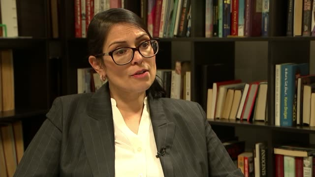 Penny Mordaunt to meet National Crime Agency chief INT Priti Patel MP interview SOT [re Oxfam Chief Executive Mark Goldring] I think he must go