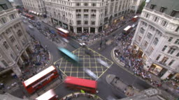 Oxford Street, London - HD and SD