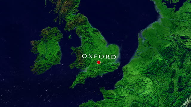 oxford zoom in - oxford england stock videos & royalty-free footage