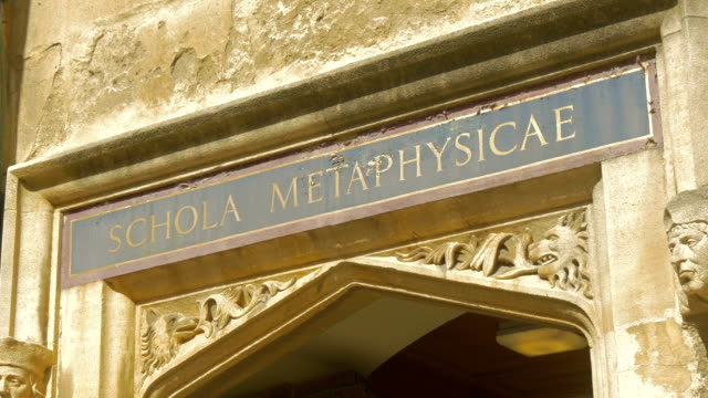 oxford,bodleian library,door sign, - bodleian library stock videos and b-roll footage