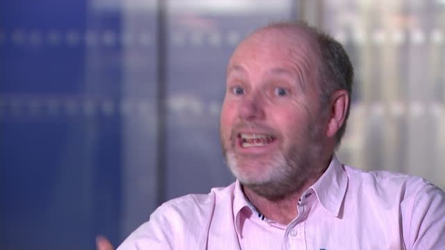 ozzy osbourne reveals he has parkinson's disease england london gir int steve ford interview sot - ozzy osbourne stock videos & royalty-free footage