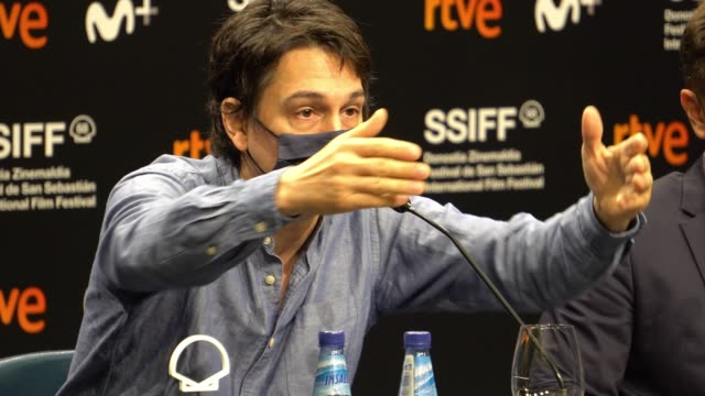 "ESP: ""Akelarre"" Press Conference - 68th San Sebastian Film Festival"
