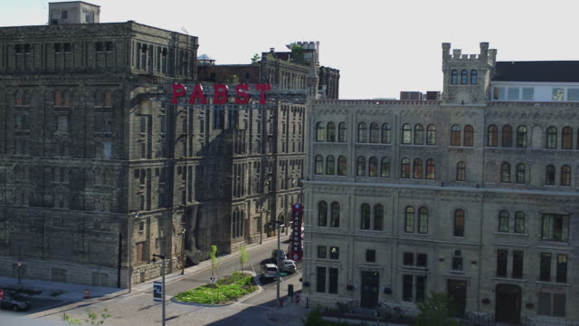 Pabst Brewery, Milwaukee, Wisconsin