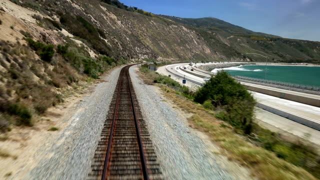 pacific coast - santa barbara california stock videos and b-roll footage