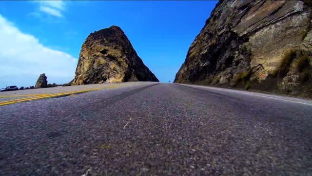 pacific coastal highway - coastline stock videos & royalty-free footage