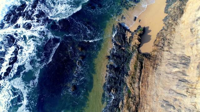 Pacific Ocean coast