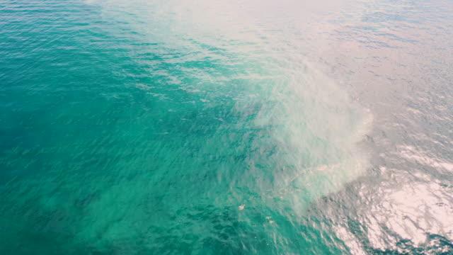pacific ocean, lo de marcos village, riviera nayarit, pacific ocean, nayarit state, mexico, central america, america - pacific ocean stock-videos und b-roll-filmmaterial