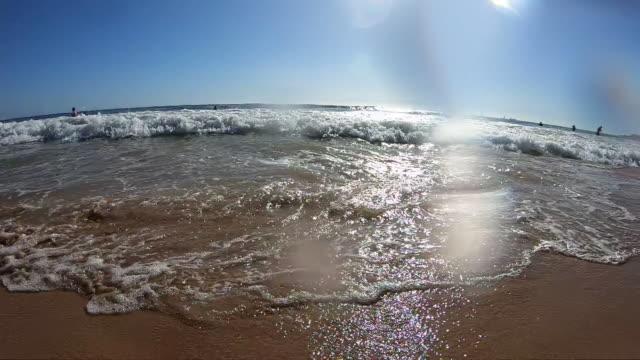 太平洋の波 - カスカイス点の映像素材/bロール