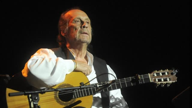 paco de lucia, the spanish master guitarist who helped promote flamenco to a global audience, has died in mexico of a heart attack aged 66 clean :... - paco de lucía stock videos & royalty-free footage