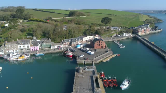 padstow harbour, cornwall - rick stein stock videos & royalty-free footage