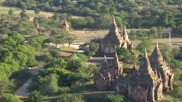 Palast der Pagode in Mandalay, Myanmar