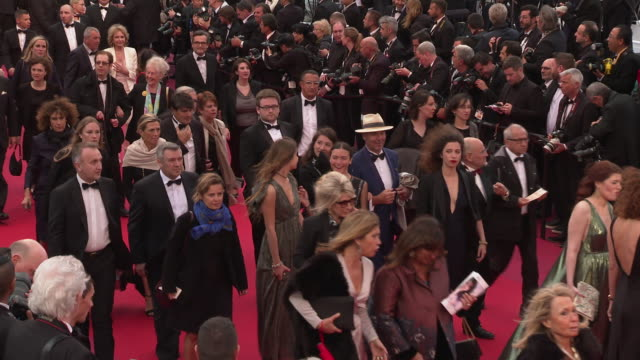 ATMOSPHERE 'Pain Glory ' Red Carpet Arrivals The 72nd Cannes Film Festival on May 17 2019 in Cannes France