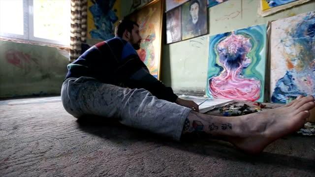 Maler-Malerei