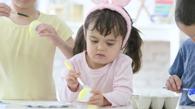 Dipinto di uova di Pasqua