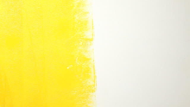 painting - yellow stock videos & royalty-free footage
