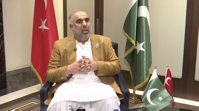 pakistan and turkey have always supported each other and will continue to do so pakistan's national assembly speaker said to further cement ties... - national assembly stock videos & royalty-free footage