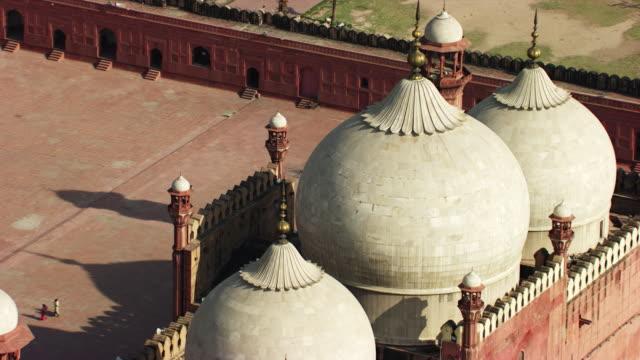 Pakistan : Badshahi mosque in Lahore