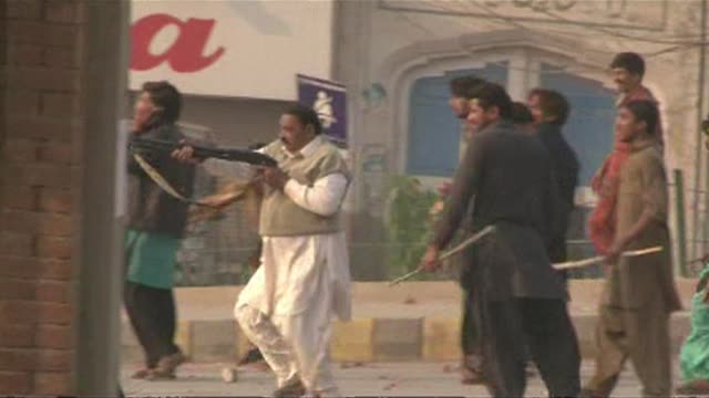 pakistan called in its army saturday to quell sectarian unrest in three cities after nine people were killed and nearly 90 wounded in violent attacks... - multan stock videos and b-roll footage