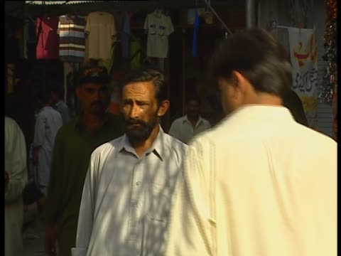 pakistan june 2002 - 2002 stock videos & royalty-free footage