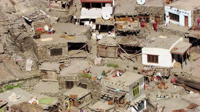 Pakistan: Moutain village