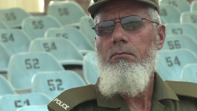 pakistan take a huge step towards reviving international cricket at home after years of isolation when they host a three match twenty20 series amid... - studded stock videos and b-roll footage