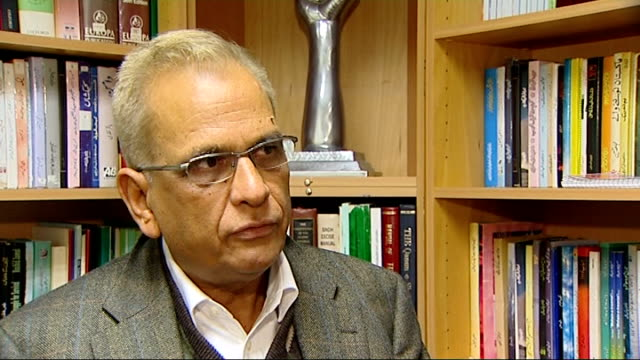 pakistani politician murdered in london police in cordonned area outside imran farooq's home mohammad anwar interview sot saying police think it was... - assassination stock videos and b-roll footage