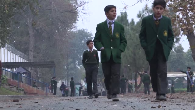 Pakistani students and teachers recount their memeries as the city of Peshawar marks the first anniversary of a Taliban school massacre that left 151...